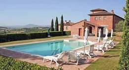 Ferienhaus Mit Pool Italien