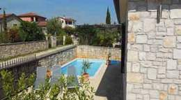 Ferienhaus in mediterranem Stil mit privatem Pool in Tar