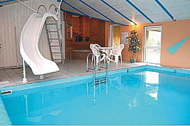 ferienhaus d nemark mit pool. Black Bedroom Furniture Sets. Home Design Ideas