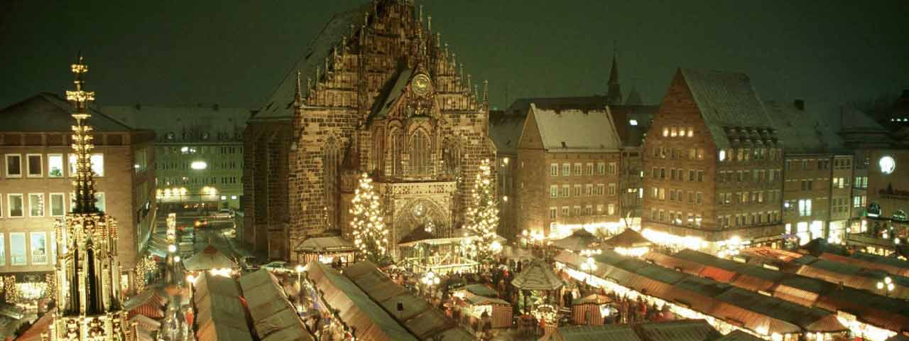Christkindlmarkt in Nürnberg (Foto: BAYERN TOURISMUS Marketing GmbH)