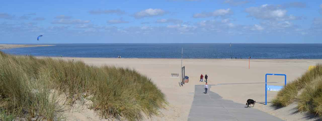 Strand in Ellemeet (Foto: Thomas Grether)