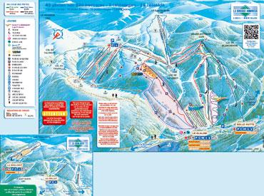 Pistenplan La Bresse-Hohneck
