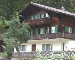 Ferienhaus Grindelwald
