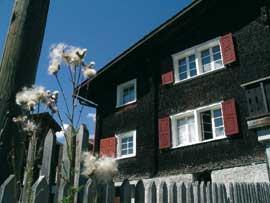 Ferienhaus Sedrun-Oberalp