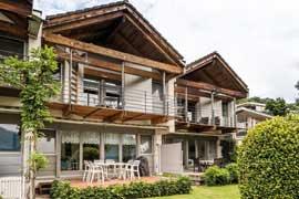 Ferienhaus Minusio bei Locarno