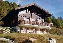 Chalet in Bellwald