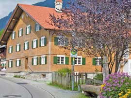 Ferienhaus Oberstdorf