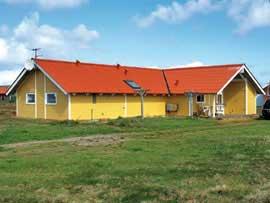 Ferienhaus Dänemark Vrist