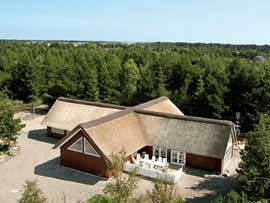 Pool-Ferienhaus Römö