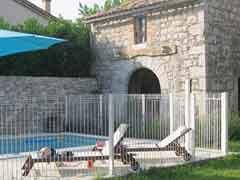 Ferienhaus Saint-Alban-Auriolles