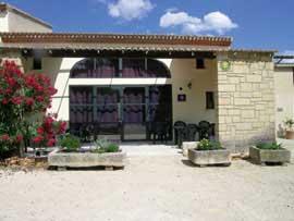 Ferienhaus bei Nimes