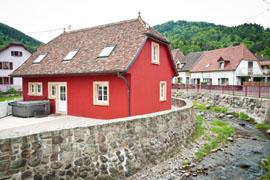 Ferienhaus Dollertal