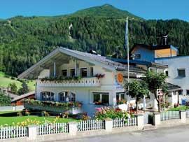 Ferienhaus Luttach