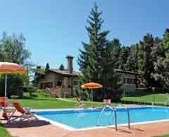 Ferienhaus Gambassi Terme