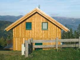 Klippitztörl Hütte