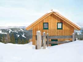 Hütte Klippitztörl
