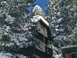 Skihütte Turracher Höhe