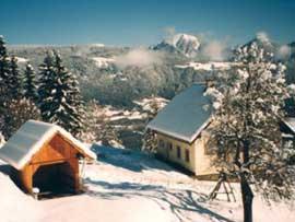 Skihütte Nassfeld-Hermagor