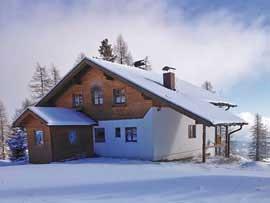 Ferienhaus auf der Hochrindl