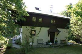 Ferienhaus Irrsee in  Zell am Moos