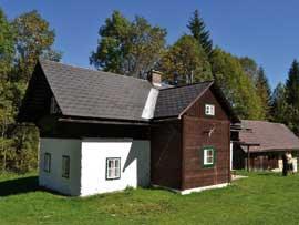 Berghütte Hinterstoder