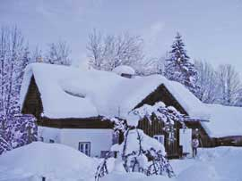 Skihütte Hinterstoder