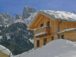 Skihütte Annaberg
