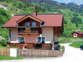 Ferienwohnung in Grossarl