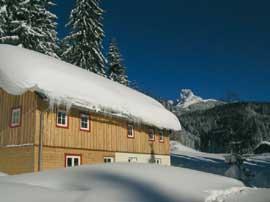 Ferienhaus Annaberg-Lungötz