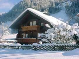 Hütte Kleinarl