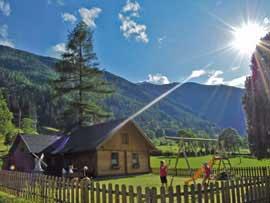 Hütte Lungauer Murtal