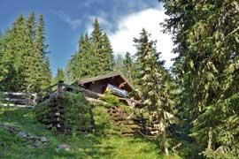 Hütte Wagrain