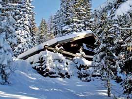 Skihütte Wagrain