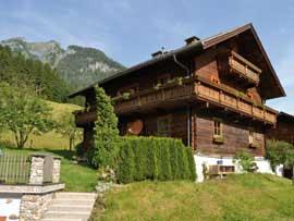 Ferienhaus Großarl