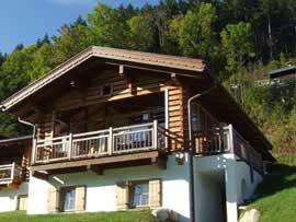 Chalet Wald-Königsleiten - Familienurlaub in den Bergen