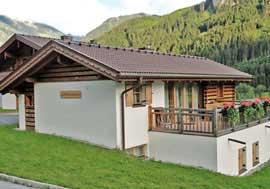 Chalet Wald im Pinzgau