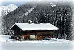 Skihütte Bad Hofgastein