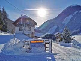 Ferienhaus Schladming - Dachstein: