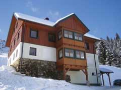 Berghütte Pruggern