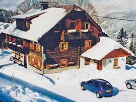 Skihütte bei Schladming