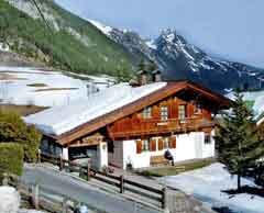 Ferienhaus St. Anton
