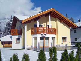 Ferienhaus Reutte