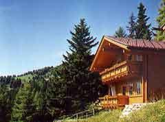Hütte Lienz