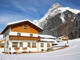 Ferienwohnung Pitztaler Gletscher