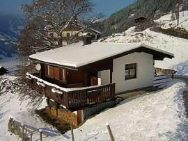 Hütte Zillertal