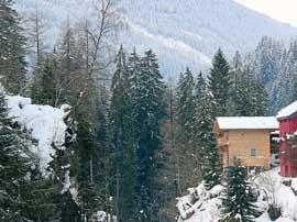 Ferienhaus Strengen am Arlberg