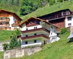 Ferienhaus Ischgl Kappl