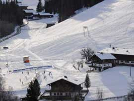 Skihütte Alpbach