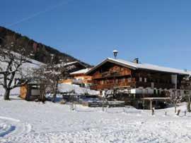 Ferienwohnung in Alpbach