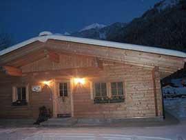 Chalet Mayrhofen
